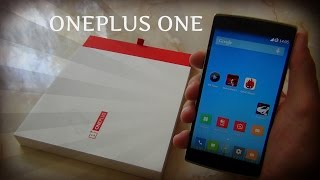 Смартфон OnePlus One. Неужели всё так Хорошо?  / Арстайл /