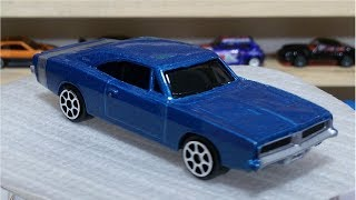 Dodge Charger R/T Maisto Fresh Metal | Unboxing & Review
