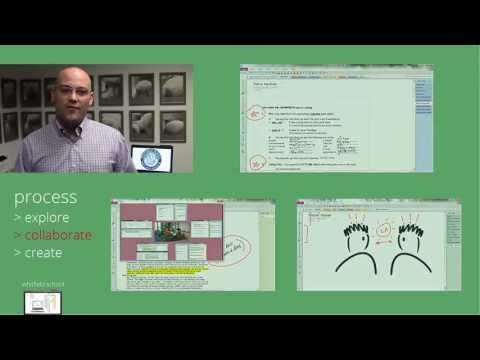 Tablet PCs & Microsoft OneNote @ Whitfield School