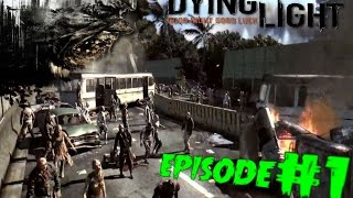Dying Light - PC Gameplay - Ep 1 (FR)