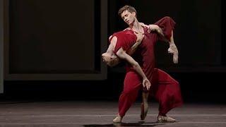 Yugen – pas de deux (Sarah Lamb, Calvin Richardson, The Royal Ballet)