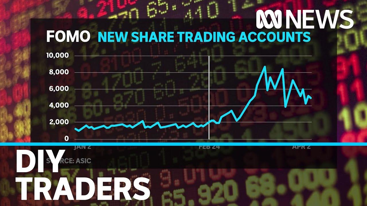 Investors Day Trading In Stock