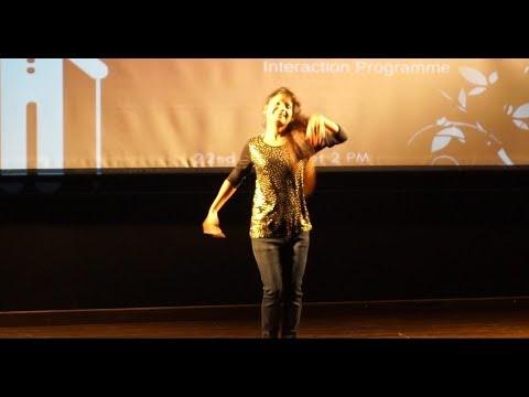 "Best Girl Solo Dance Performance || Milian 2K17 || ""Firstyou"""