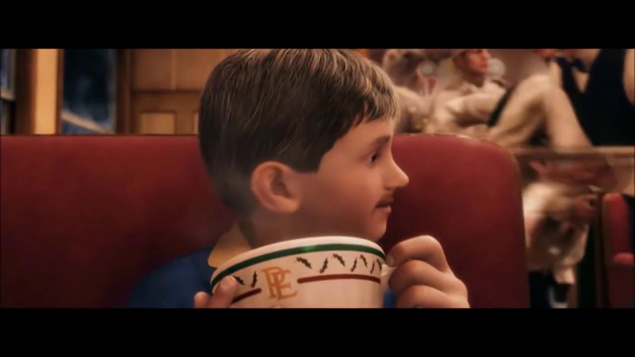 Le pôle express, Chocolat chaud - YouTube