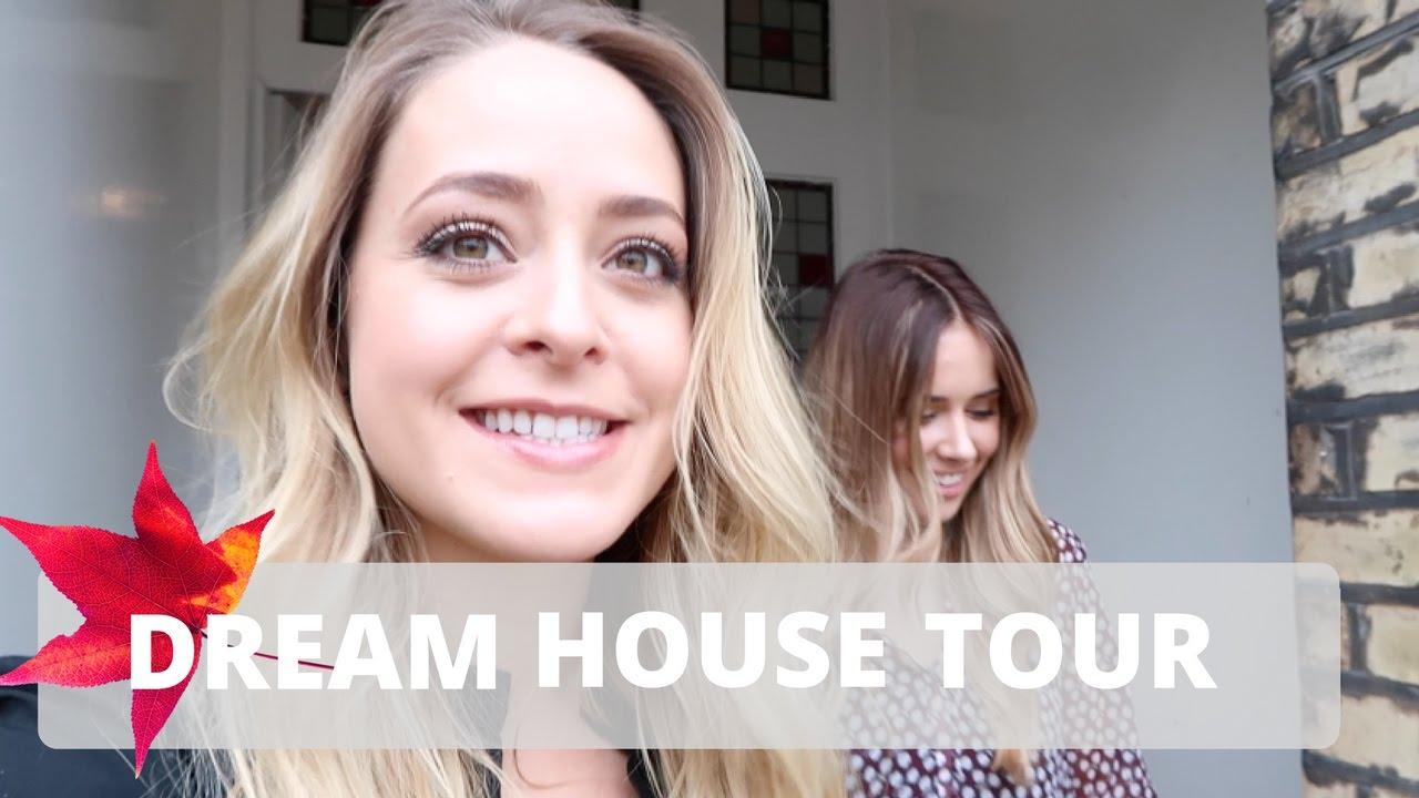 Dream House Tour Vlogtober 28 Youtube