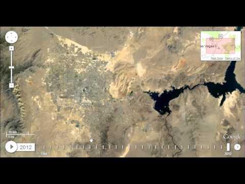 Urban geography: Geography of urban sprawl