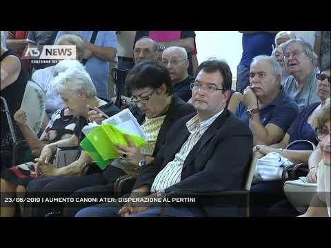 23/08/2019 | AUMENTO CANONI ATER: DISPERAZIONE AL ...