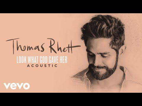 Ken Andrews - Thomas Rhett - Look What God Gave Her (Acoustic / Audio)