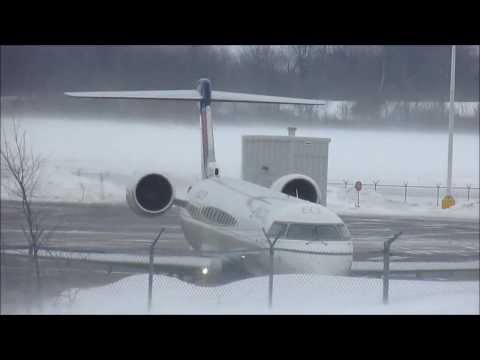 25 +mins of just pure aviation at Montreal Trudeau (YUL, CYUL)