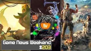 Игровые Новости — Game News Weekend #203 | (Middle-earth Shadow Of War, Orisa, Battlefield 1 DLC)