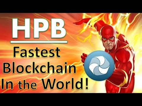 High Performance Blockchain (HPB) review-- Is it better than EOS?!