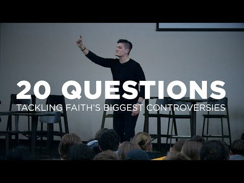 20 Questions: Tackling Faith's Biggest Controversies | Jon Jorgenson