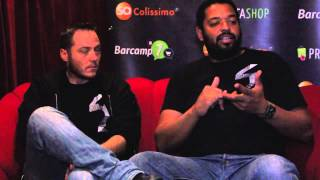 Barcamp 7 - Interview with Florian Bucher et Kwame Yamgnane, Ecole 42
