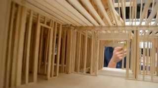 1/24 Scale Architectural Model