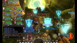 Dragon Nest Green Dragon HardCore Gladiator POV