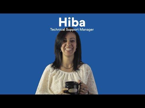 Meet the crew: Hiba