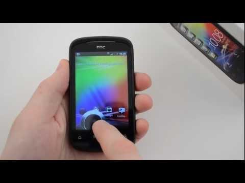 Обзор телефона HTC Explorer от Video-shoper.ru