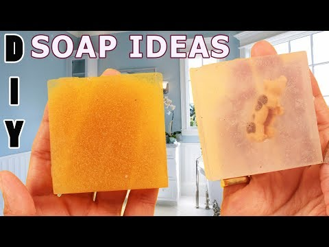 diy-soap-ideas-|-how-to-make-soap-at-home-|-soap-hacks-and-crafts-|-do-it-yourself