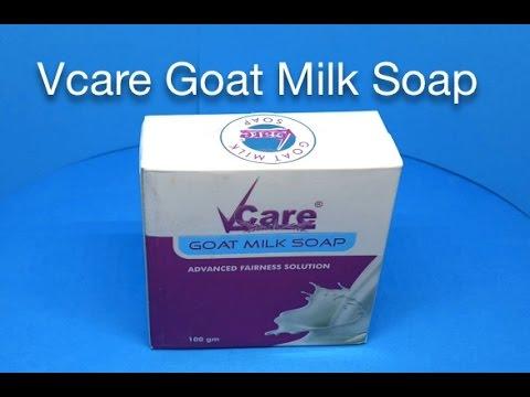 Vcare Goat Milk Soap
