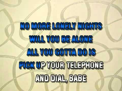 634 5789-Blues Brothers ft.Eddie Floyd, Wilson Pickett & Johnny Lang Karaoke