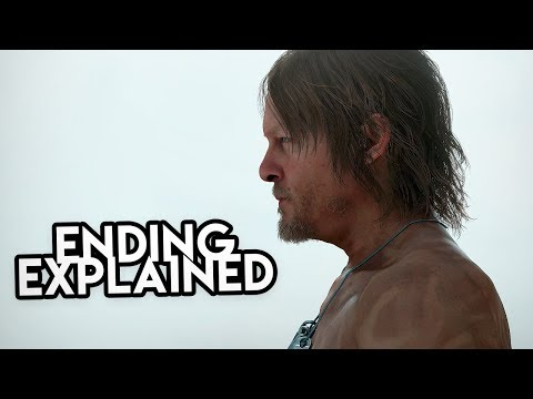 Death Stranding (2019) STORY & ENDING EXPLAINED