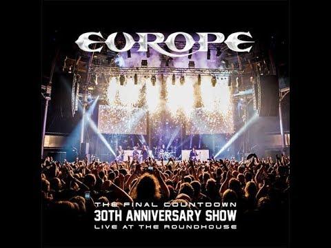 Europe - The Final Countdown 30th Anniversary DVD Trailer #1