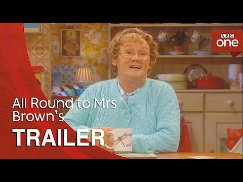 All Round To Mrs Brown's: Launch Trailer - BBC One