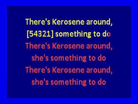 Big Black -  Kerosene (karaoke)