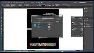 InDesign Creative Cloud Tutorial: How to Foil and Emboss