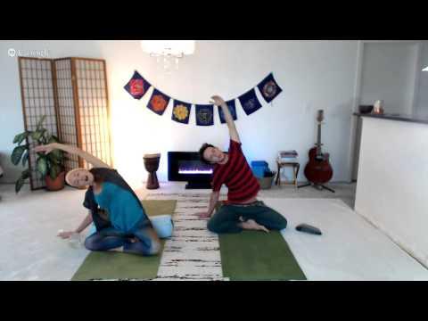 Morning Yoga - #SunriseYogaProject - Wednesday, June 24th