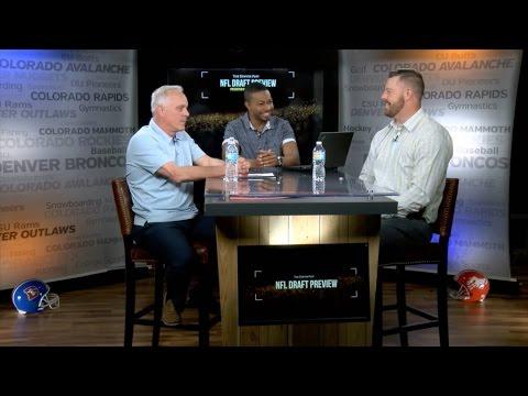 Tyler Polumbus, Cameron Wolfe and Mark Kiszla break down the 2017 NFL draft