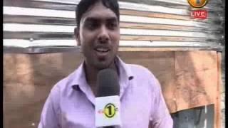 News 1st Prime time 8PM  Shakthi TV news 13th November 2014n
