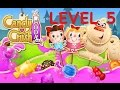 Frame from Candy Crush Soda Level 5 -Tutorial-Tips & -Live Explanation