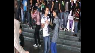 Glimpses of Abhyudaya 2013, Paper Dance (Jaipuria Institute of Management Jaipur)