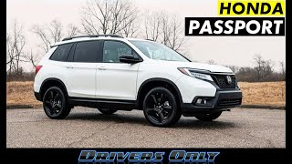 2019 Honda Passport - All-New Rugged Midsize SUV