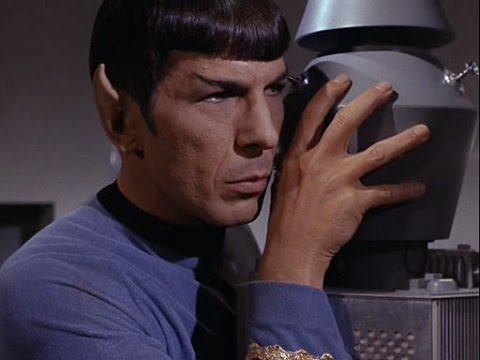 Thumbnail: Star Trek TOS - Spock mind meld with the coffee maker
