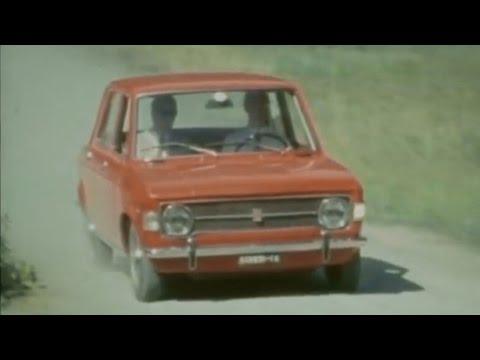 German Roadtest Fiat 128 1969 Youtube