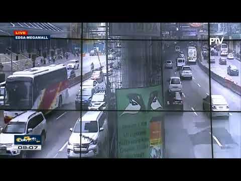 TRAFFIC UPDATE: Lagay ng trapiko sa mga pangunahing kalsada sa Metro Manila
