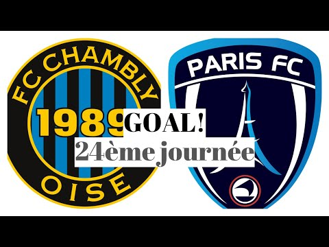 Chambly Paris FC Goals And Highlights