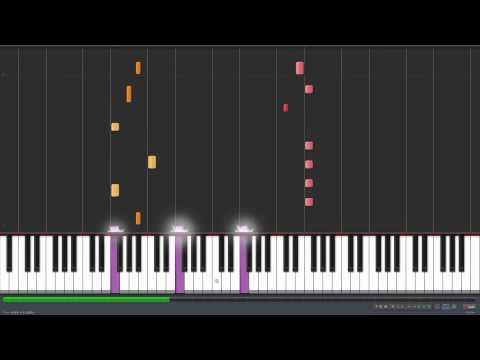 "*HD* Piano Tutorial - How to play ""Professor E. Gadd's Lab Theme"" by Koji Kondo"