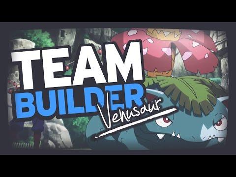 Pokemon Team Building | Fire Red, Leaf Green | Bulbasaur, Ivysaur & Venusaur