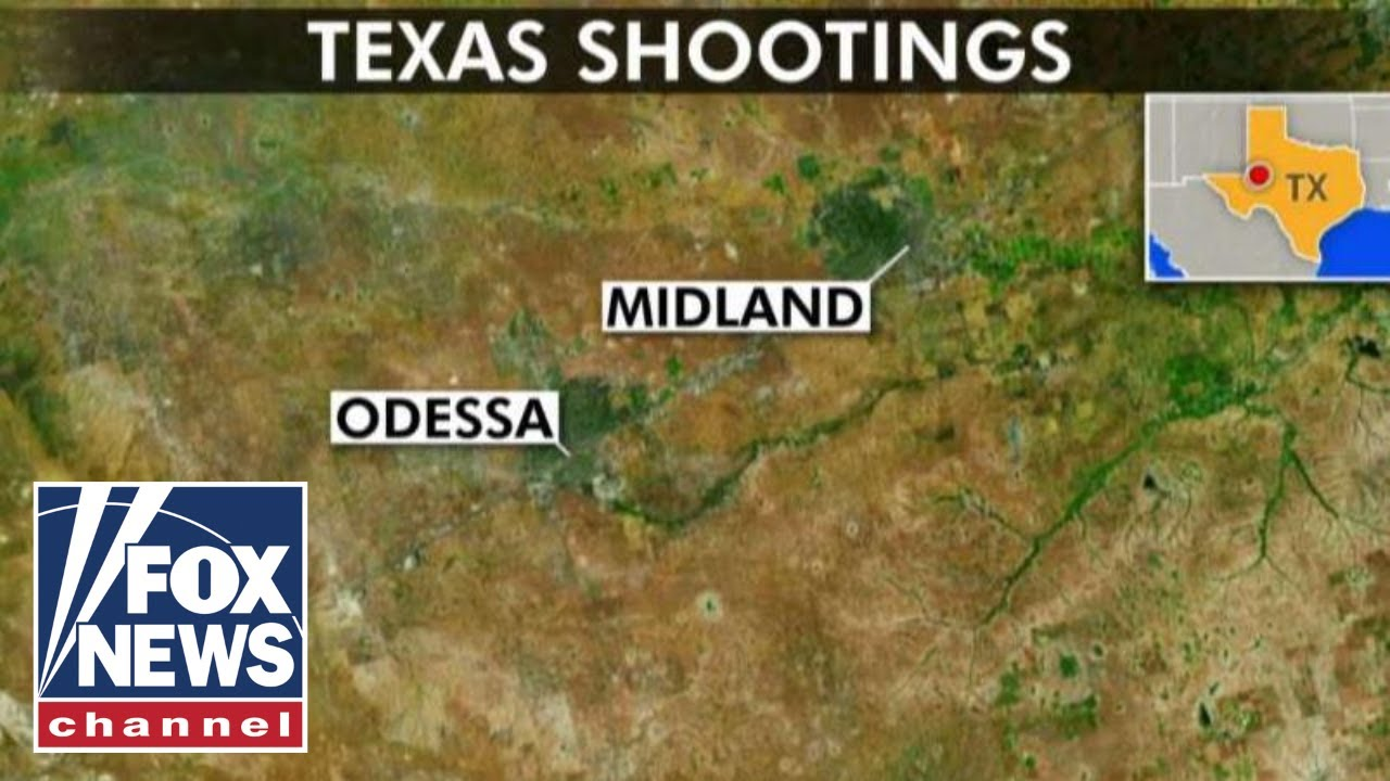 What we know about the deadly shooting in Midland-Odessa, Texas