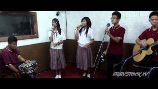 BREVSTOCK XV - Mighty To Save by Hillsong United (SEVEN HEAVEN Acoustic Cover)