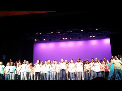 Union Park Middle School spring concert 2016 3 of 3