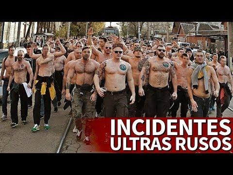 Rusia, el peligro que no cesa: los episodios violentos de sus ultras | Diario AS