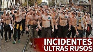 Rusia, el peligro que no cesa: los episodios violentos de sus ultras   Diario AS