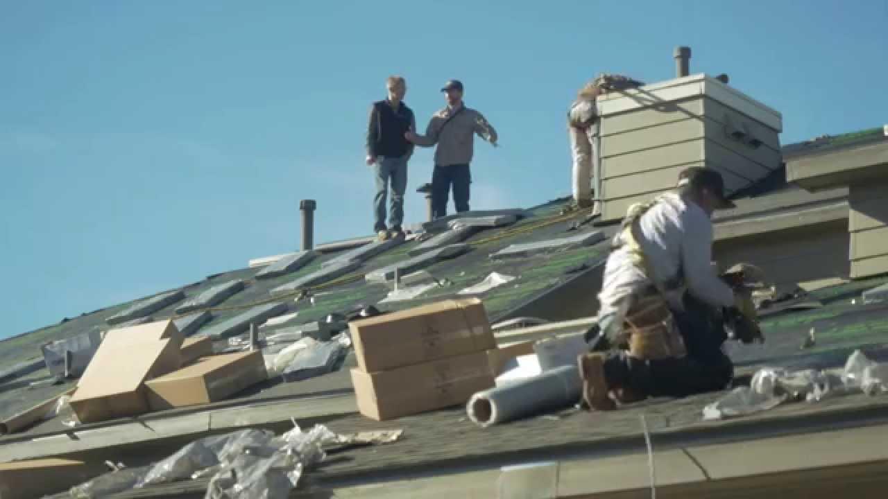 Roofing Companies Denver   BluSky Restoration Contractors   Palomino Park  Apartments