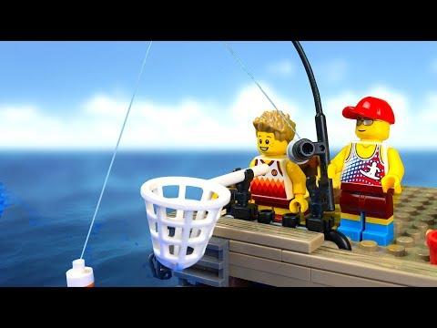 Мультфильм лего приключения