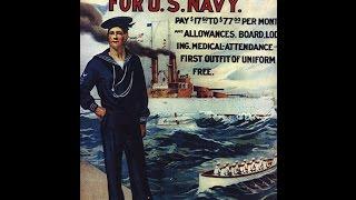 USA КИНО 363. ENGLISH. ВМФ США, интервью с бывшим моряком