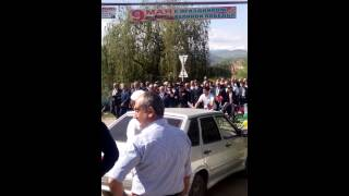 Парад к 70-ти летию ПОБЕДЫ! Дагестан,с.Касумкент